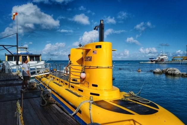 communiquer avec un sous-marin